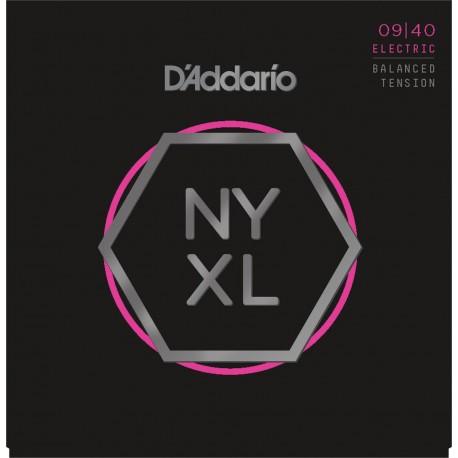 D'addario - NYXL0940BT ELECTRIC BALANCED TENSION [09-40] 1