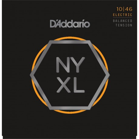 D'addario - NYXL1046BT ELECTRIC BALANCED TENSION [10-46] 1