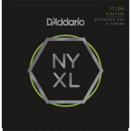 D'addario - NYXL1156 ELECTRIC D-TUNING [11-56] 1