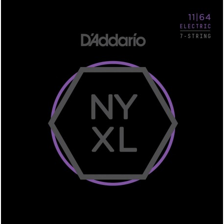 D'addario - NYXL1164 7C 1