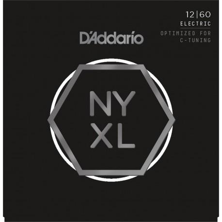 D'addario - NYXL1260 ELECTRIC C-TUNING [12-60] 1