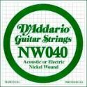 D'addario - NW040
