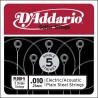 D'addario - PL010-5 1