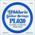 D'addario - PL020
