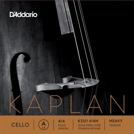Dáddario Orchestral - KS511 4/4H KAPLAN - LA 1