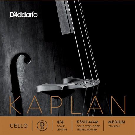 Dáddario Orchestral - KS512 KAPLAN SOLUTIONS - RE 1