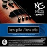 Dáddario Orchestral - NS170 ELECTRIC BASS CELLO 1