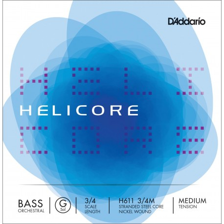 Dáddario Orchestral - H611 HELICORE ORQUESTRAL - SOL 1