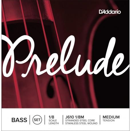 Dáddario Orchestral - J610 PRELUDE 1/8 M 1