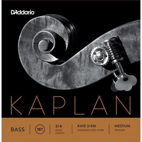 Dáddario Orchestral - K610 3/4M 1