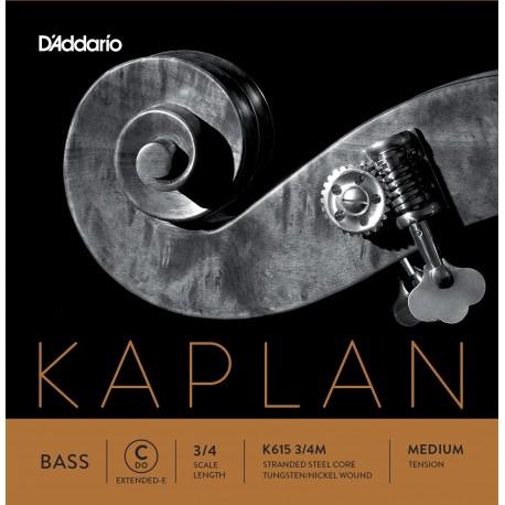 Dáddario Orchestral - K615 3/4 MED 1