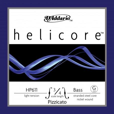 Dáddario Orchestral - HP611 HELICORE PIZZ.- SOL 1