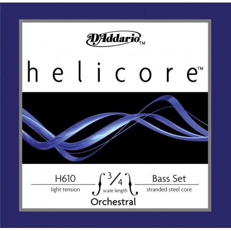 Dáddario Orchestral - H610 HELICORE ORQUESTRAL 3/4 L 1