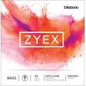 Dáddario Orchestral - DZ612 ZYEX 3/4M