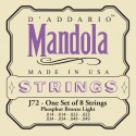 D'addario - EJ72 PHOSPHOR BRONZE MANDOLA LIGHT [14-49]