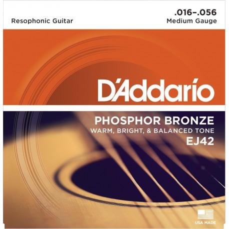 D'addario - EJ42 RESOPHONIC GUITAR [16-56] 1