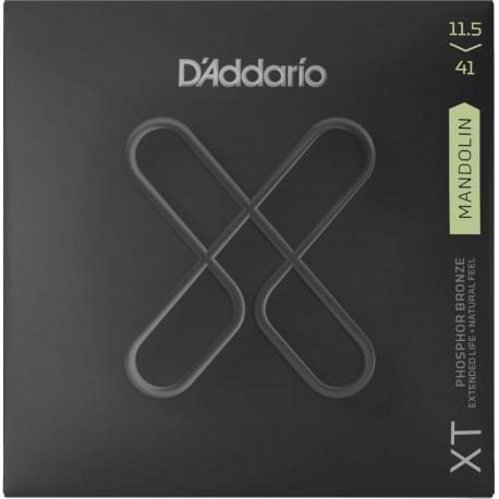 D'addario - XTM11541 MANDOLIN XT COATED MEDIUM - HEAVY 1