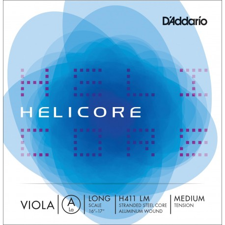 Dáddario Orchestral - H411 HELICORE - LA 1