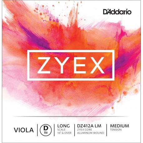 Dáddario Orchestral - DZ412A ZYEX - RE 1