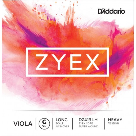 Dáddario Orchestral - DZ413LH ZYEX - SOL 1