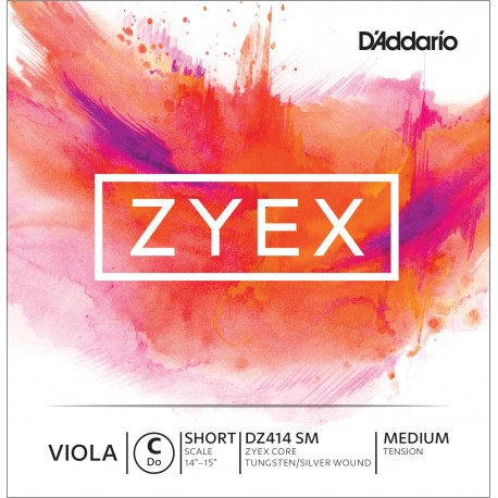 Dáddario Orchestral - DZ414 SM ZYEX - DO ESCALA CORTA 1