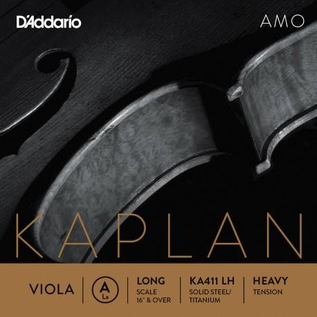 Dáddario Orchestral - KA411 LH KAPLAN AMO LA LONG SCALE HEAVY TENSION 1