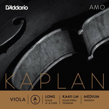 Dáddario Orchestral - KA411 LM KAPLAN AMO LA LONG SCALE MEDIUM TENSION 1