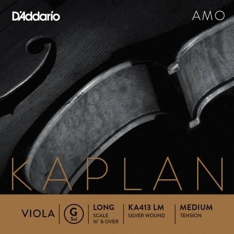 Dáddario Orchestral - KA413 LM KAPLAN AMO SOL LONG SCALE MEDIUM TENSION 1