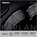 Dáddario Orchestral - KV410 MM JUEGO DE VIOLA ESCALA MEDIA TENSIÓN MEDIA