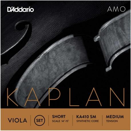 Dáddario Orchestral - KA410 SM JUEGO DE VIOLA ESCALA CORTA TENSIÓN MEDIA 1