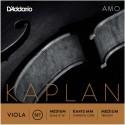 Dáddario Orchestral - KA410 MM JUEGO DE VIOLA ESCALA MEDIA TENSIÓN MEDIA