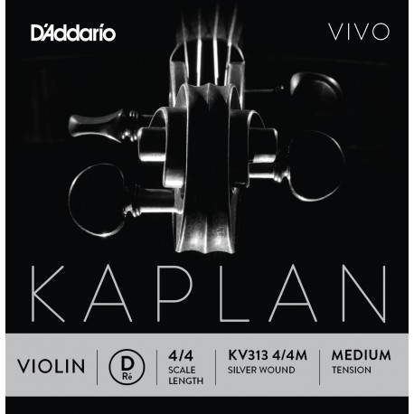 Dáddario Orchestral - KV313 4/4M KAPLAN VIVO - RE 1