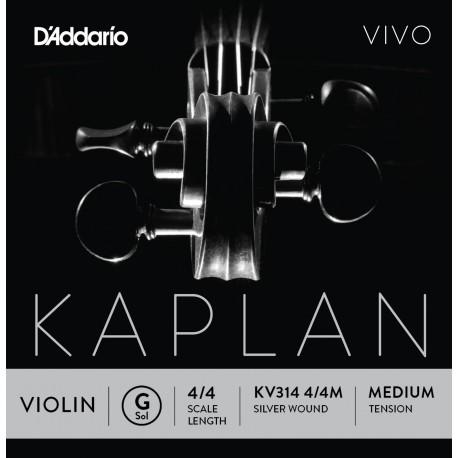 Dáddario Orchestral - KV314 4/4M KAPLAN VIVO - SOL 1