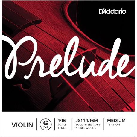 Dáddario Orchestral - J814 1/16M 1