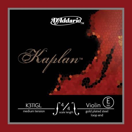 Dáddario Orchestral - K 311GL KAPLAN GOLDEN SPIRAL - MI 1