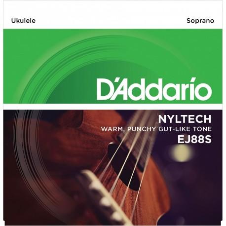 D'addario - EJ88S NYLTECH SOPRANO 1