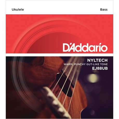 D'addario - EJ88UB NYLTECH BASS 1