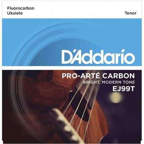 D'addario - EJ99T PRO-ARTÉ CARBON UKULELE STRINGS, TENOR 1