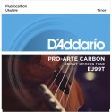 D'addario - EJ99T PRO-ARTÉ CARBON UKULELE STRINGS, TENOR