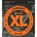 D'addario - ECG26 - CHROMES MEDIUM [13-56]