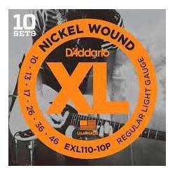 D'addario - EXL110-10P 1