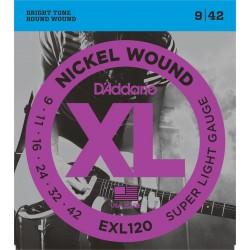 D'addario - EXL120 - XL SUPER LIGHT [09-42] 1