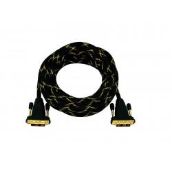 Omnitronic - DVI cable 5m bk 1