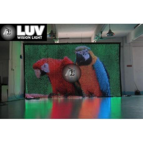 LUV Curtain - LVC306-P50 6x3