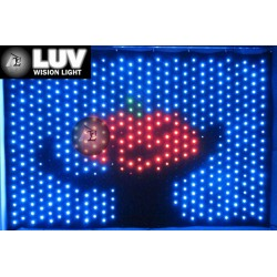 LUV Curtain - LVC102-P90 2x1