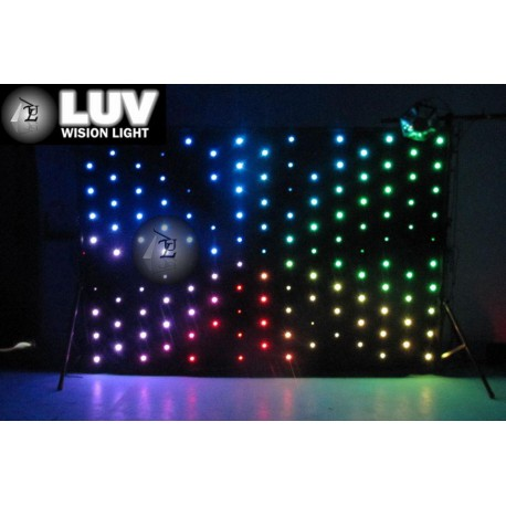 LUV Curtain - LVC203-P200 3x2 Economic