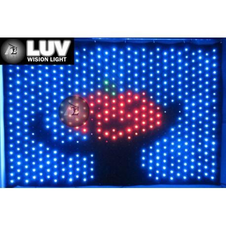 LUV Curtain - LVC203-P90 3x2