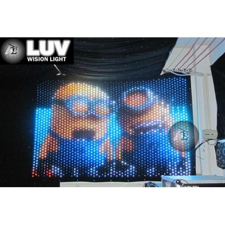 LUV Curtain - LVC304-P50 4x3