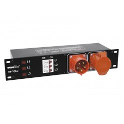 Eurolite - SB-1050 Power Distributor 1