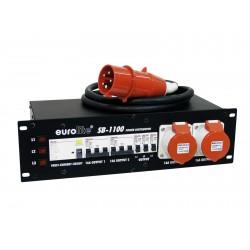 Eurolite - SB-1100 Power Distributor 32A 1